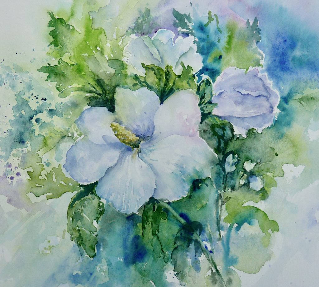 Online Watercolour Course