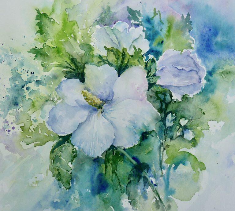 Online Watercolour Course